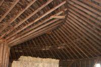 Round Barn Interior, Adeline, IL