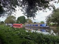 A cruise along the Trent and Mersey Canal, Hardings Wood Junction to Derwent Mouth (1393)