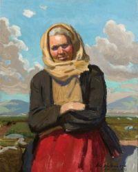 Connemara Woman  -  Sean O'Sullivan