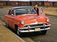 1954 mercury
