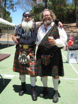 Scottish Gents