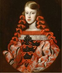 Margaret Theresa of Austria, Infanta of Spain, Empress of the Romans