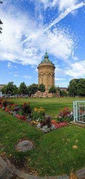 Wasserturm, Mannheim