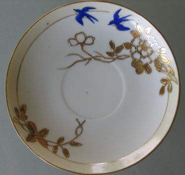 Birds and Gold Saucer