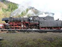 Luxus Steam Loco