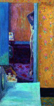 Pierre Bonnard - painting Arcadia