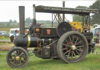 1930 Aveling and Porter Steam Tractor