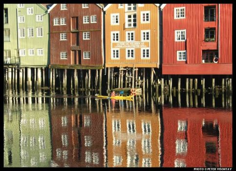 Norway houses