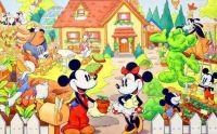 Mickey Mouse Garden 260