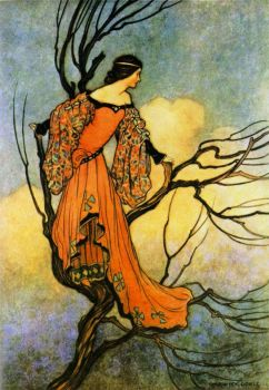 Illustration by Warwick Goble