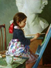 """""""The Young Artist"""""""