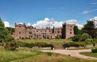 Muncaster Castle, Cumbria, UK