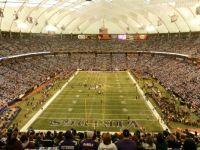 Stadium is filled.
