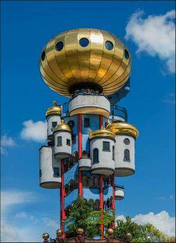 Kuchlbauer tower, Abensberg