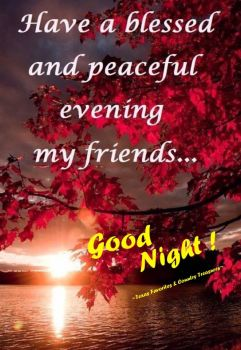 Solve Good Night Blessings Jigsaw Puzzle Online With 70 Pieces