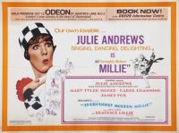 THOROUGHLY MODERN MILLIE - 1967  JULIE ANDREWS, MARY TYLER MOORE, CAROL CHANNING, JAMES FOX, BEATRICE LILLIE