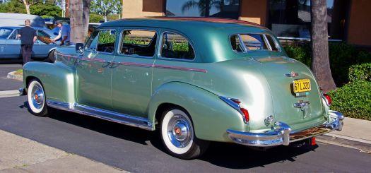 1947 Cadillac