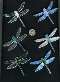 Dragonflies for hanging