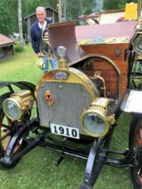 Car from 1910
