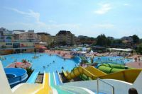 aquapark in Nesebar, Bulgaria