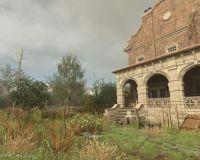 The Albert Estate #3 - Side & Back Yard (harder)