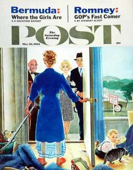 vintage post cover