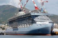 Resilient Lady, the third Virgin Cruise Ship