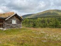 Fäbodvall -Summer grazing farm