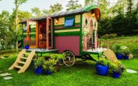 Bohemian princess - a new Romany caravan version