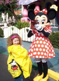 A friend of Minnie Mouse