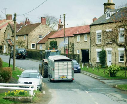North Yorkshire Village