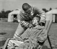 A Close Shave - 1918