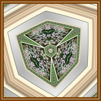 Rozrazilec / Hebe - Kostka / Cube - Kaleido