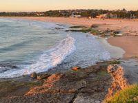 Dawn at Maroubra Beach, Sydney Australia