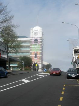 New Zealand-New Plymouth