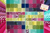 Fabric patchwork