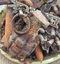 Rusted Granade