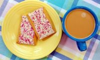 Toaster Pastries and Coffee