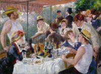 Boating Party - Renoir