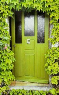 Green Door 1