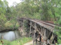 Old Gundagai Bridge