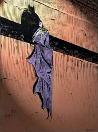 Batman+Moebius