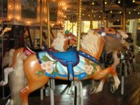 My Last Picture of the Merry-Go-Round Museum, Sandusky, OH.  Hope You Enjoyed Them!