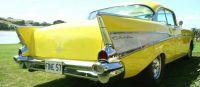 1957 restored Chev Belair, RH drive