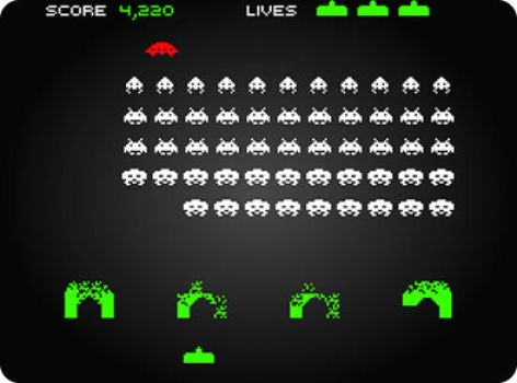 remember space invaders ??