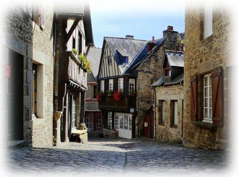 Beautiful Brittany, France