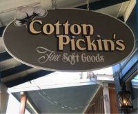 cotton pickin's texas