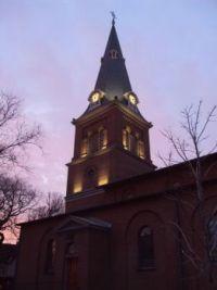 St. Anne's Church, Annapolis, MD, USA