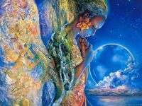Sadness of gaia by josephine wall