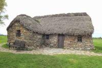 Leanach Cottage...Culloden